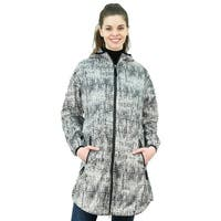 Light Weight Waterproof Anorak Overcoat