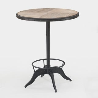 Aislyn Adjustable Height Pub Table By Greyson Living