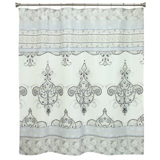 Willow shower curtain by Bacova