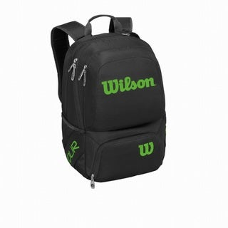TOUR V BLACK/LIME BACKPACK