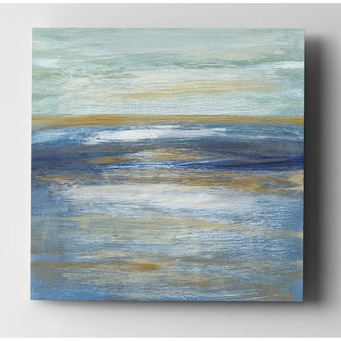 Tuscan Shore I - Premium Gallery Wrapped Canvas