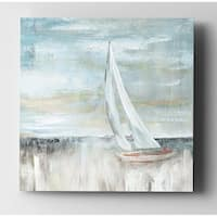 Soft Sail II - Premium Gallery Wrapped Canvas