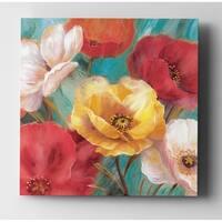 Jardin De Primavera - Premium Gallery Wrapped Canvas