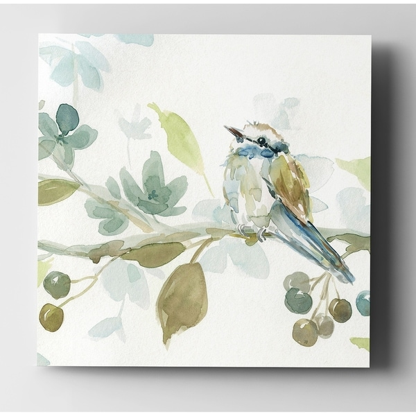 Spring Melody III - Premium Gallery Wrapped Canvas