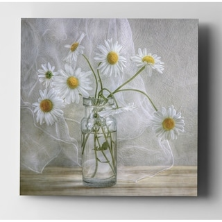 Daisies - Premium Gallery Wrapped Canvas
