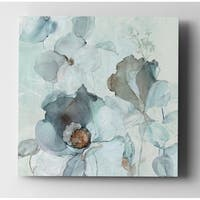 Moonlit Garden - Premium Gallery Wrapped Canvas