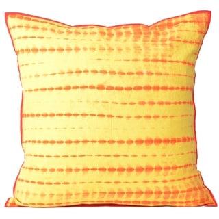 Cover Cushion Pillow Tie Dye Case Cotton Throw 18 Decor Indian Sofa