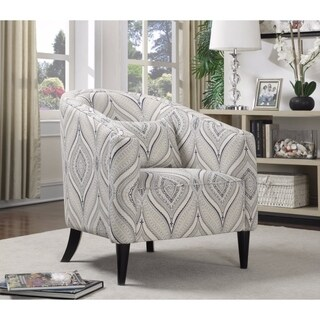 Flawlessly Charmed Accent Chair, Multicolor