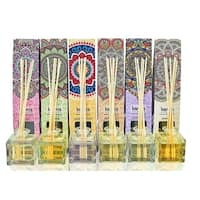 Scented Oil Reed Diffuser Variety 6-Pack