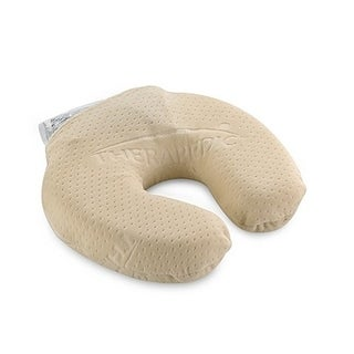 SensorPEDIC U-Neck Memory Foam Pillow - beige