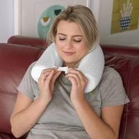 SensorPEDIC Adjustable U-Neck Memory Foam Pillow