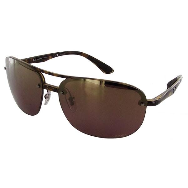 2349cf5e11 Shop Ray Ban Mens RB4275 Chromance Polarized Sunglasses