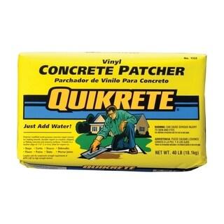 Quikrete 40 lb. Vinyl Concrete Patcher