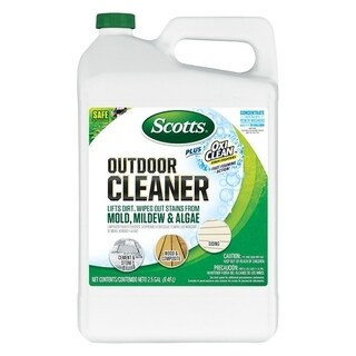 Scotts OxiClean Outdoor Cleaner Concentrate 2.5 gal.