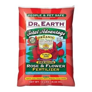 Dr. Earth Total Advantage Fertilizer For English Teas, Annuals 12 lb.