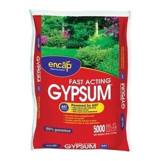 Encap Gypsum and Soil Conditioner 5,000 sq. ft. 30 lb. Organic