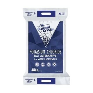 Diamond Crystal Potassium Chloride Pellets 40 lb.