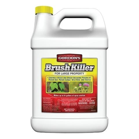 Gordon's For Large Property Brush Killer Liquid concentrate 1 gal.