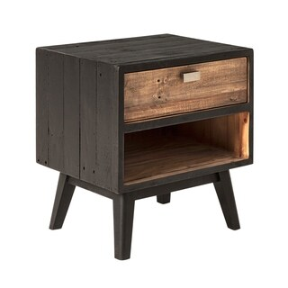 Aurelle Home Reclaimed Farmhouse Accent Table
