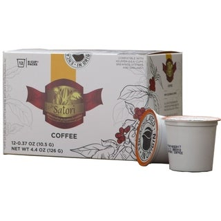 Colombian Coffee K-Cup Satori Plus Roasted and Freshly Packed in Colombia 24 Count