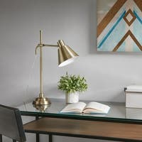 510 Design Capital Adjustable Metal Table Lamp