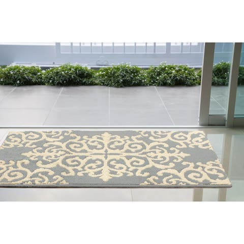 Jean Pierre Lowell 32 x 56 in. Loop Accent Rug - 2'8 x 4'8
