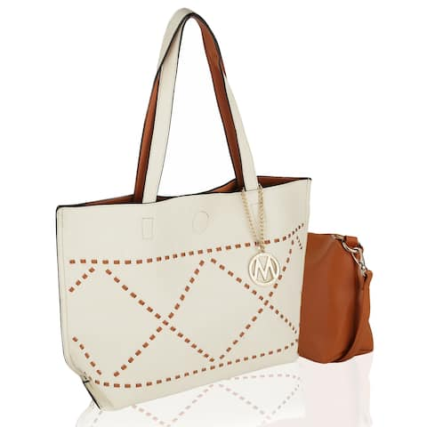 MKF Collection Delly Tote Shoulder Bag by Mia K.