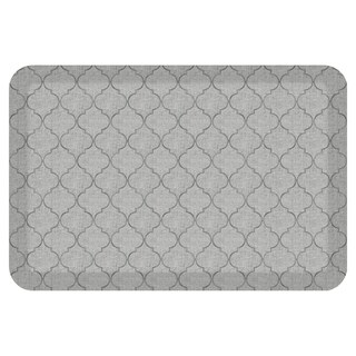 Chef's Relief Kitchen Comfort Mat - Trellis - 20x30 - 1'8 x 2'6