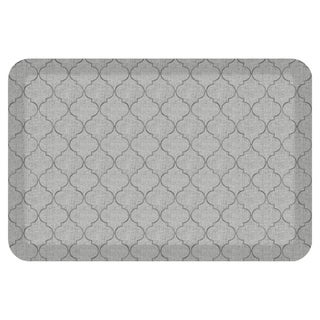 Chef's Relief Kitchen Comfort Mat - Trellis - 20x30 - 1'8 x 2'6 (2 options available)