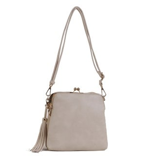 MKF Collection by Mia K Farrow Samirah Crossbody-Shoulder bag (2 options available)