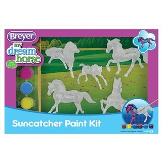 Link to Breyer Stablemates My Dream Horse Suncatchers Horse Paint Kit - 5 Horses Similar Items in Action Figures