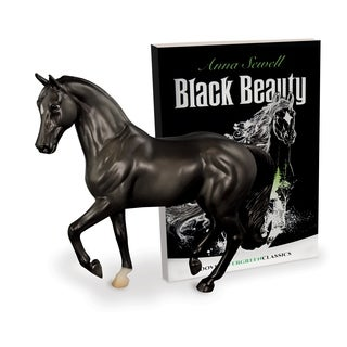 Breyer Classics Black Beauty Horse and Book