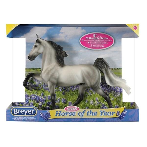 Breyer Classics Mason 2018 Horse of the year 34887166