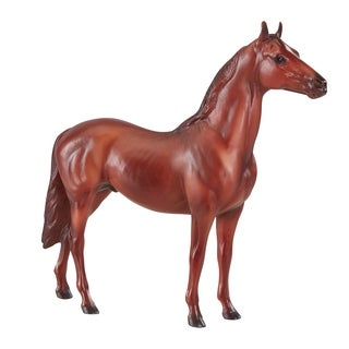"Breyer Traditional Series Man o'War Race Horse ""Big Red"""