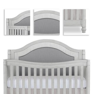 Evolur Kendal Curve Top 5 in 1 Convertible Crib