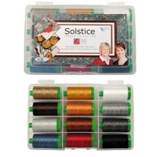 Fourth and Sixth Designs' Solstice Collection from Aurifil