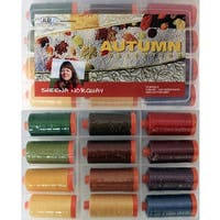 Sheena Norquay's Autumn Collection from Aurifil