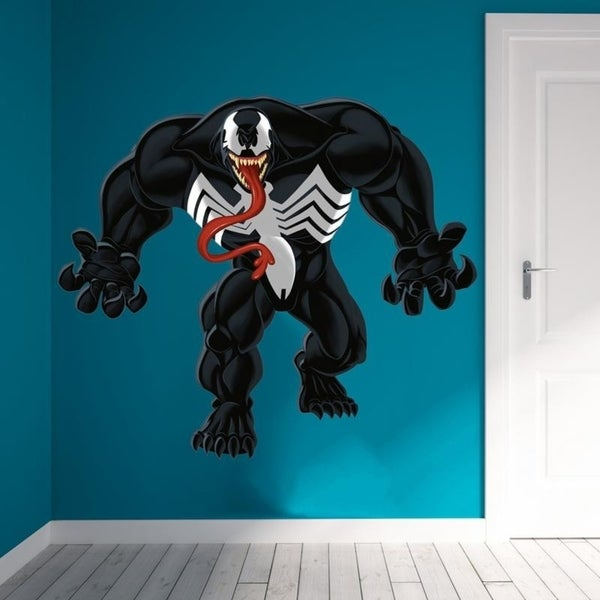 Monster Horror Comics Full Color Wall Decal Sticker K-709 FRST Size 22