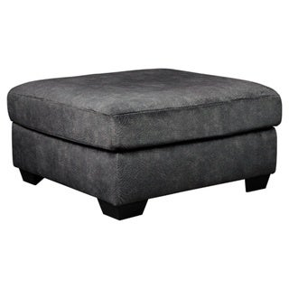 Accrington Contemporary Granite Oversized Accent Ottoman