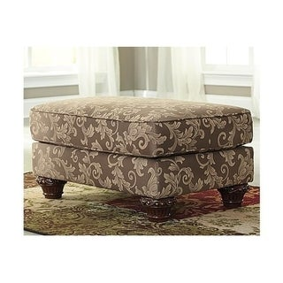 Signature Design by Ashley, Irwindale Traditional Topaz Ottoman