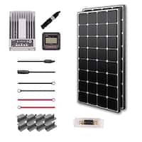 Renogy 200 Watt Eclipse 12 Volt Solar Premium Kit with 40A Charge Controller (RNG-KIT-PREMIUM200MB-CMD40)