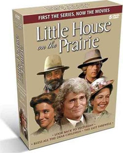 Little House On the Prairie: Special Edition Movie Box Set (DVD)