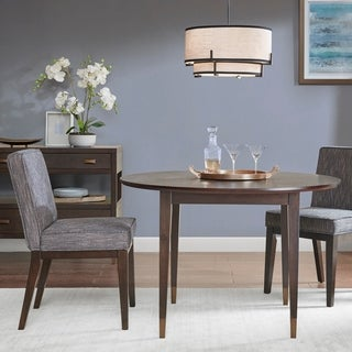 Madison Park Syracuse Brown Dining Table - N/A