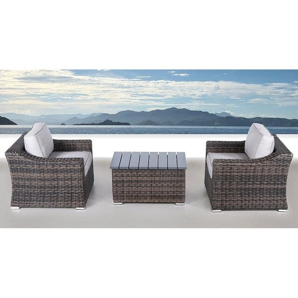 Patio Furniture Sofa Sectional Set Resort