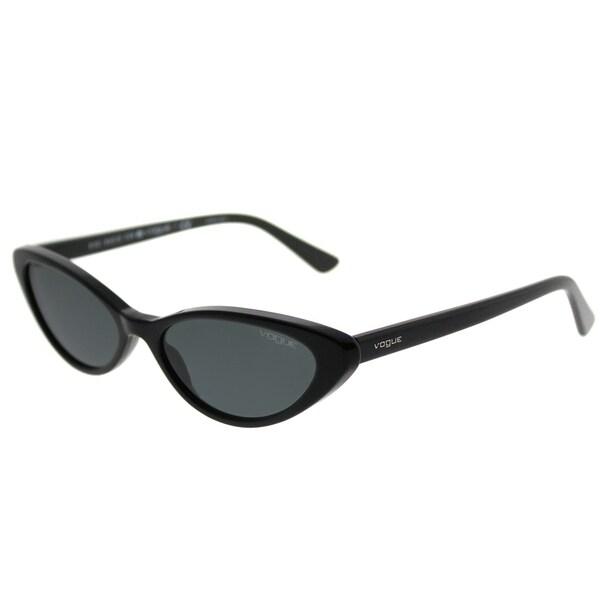 b2ea17a571 Vogue Eyewear Cat-Eye VO 5237S Gigi Hadid For Vogue W44 87 Women Black