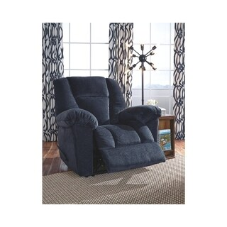 Signature Design by Ashley Midnight Nimmons Zero Wall Recliner