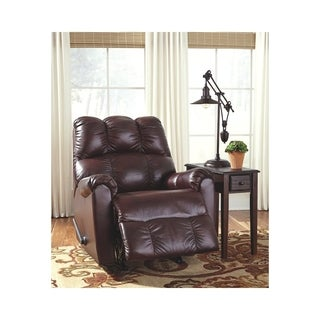 Signature Design by Ashley Burgundy Denaraw Rocker Recliner