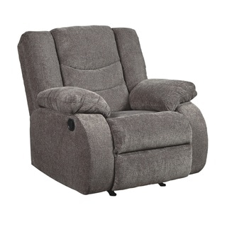 Tulen Contemporary Rocker Recliner Gray