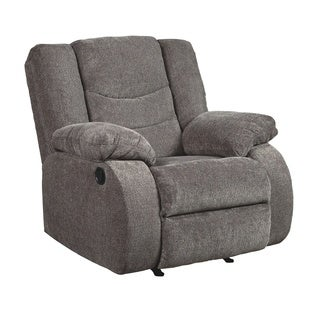 Signature Design by Ashley Gray Tulen Rocker Recliner
