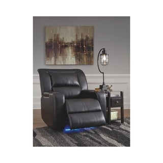 Signature Design by Ashley Midnight Dossman Power Recliner